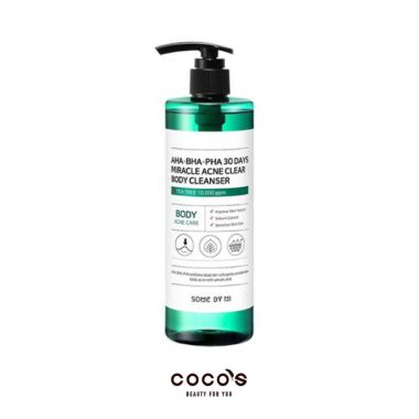 Sữa Tắm Trị Mụn Some By Mi AHA-BHA-PHA 30 Days Miracle Acne Body Cleanser