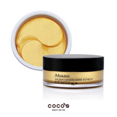 Mặt Nạ Mắt JMSolution Golden Cocoon Home Esthetic Eye Patch