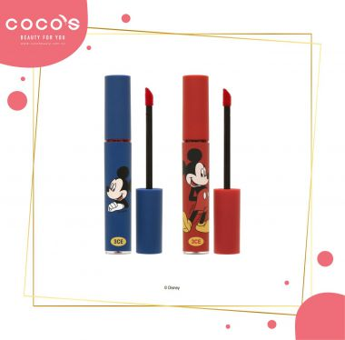 Son 3CE Tattoo Lip Tint Phiên Bản Limited Edition Mickey Mouse